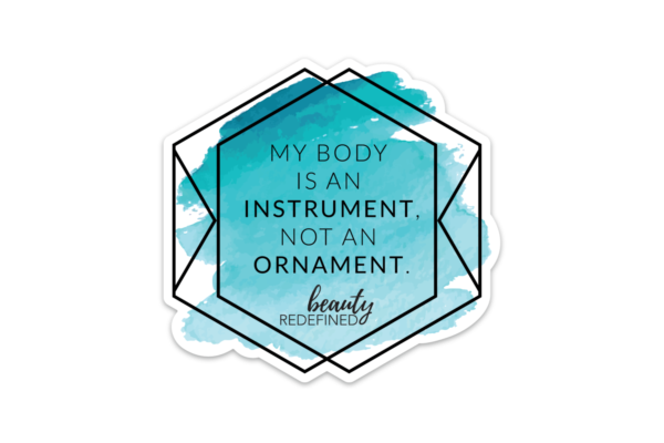 Instrument-Not-Ornament